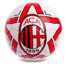 М'яч футбольний PlayGame AC Milan №5, код: FB-0598
