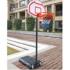 Стойка баскетбольная со щитом PlayGame Junior 750x450х210 мм, код: S018-S52