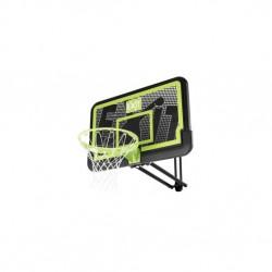 Щит баскетбольный Exit Galaxy Black Edition, код:46.11.10.00-S
