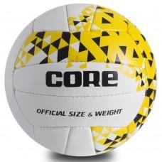 Мяч волейбольный Core №5, код: CRV-035