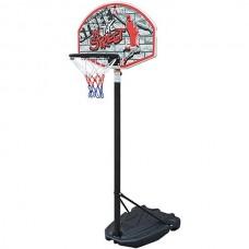Баскетбольная стойка детская SBA S881R 660x460 мм, код: CF-16730