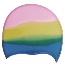 Шапочка для плавання PlayGame Веселка, код: PL-1859 S52
