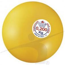 Мяч тренировочный Polanik Trial Super Soft 200 гр, код: VDL2