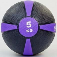 Медбол FitGo (резина 5 кг), art: FI-5122-5