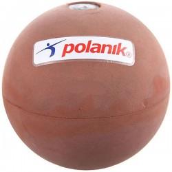 Мяч тренировочный Polanik Rubber 800 гр, код: JRB-0,8