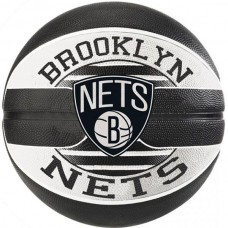Мяч баскетбольный Spalding NBA Team Brooklyn Nets, код: NBA_TBN_7