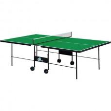 Теннисный стол любительский GSI-Sport (зеленый), код: GP-03