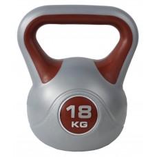Гиря SportVida 18 кг, код: SV-HK0085