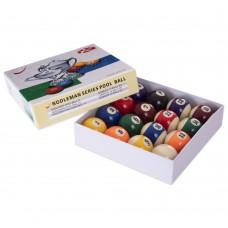 Кулі для більярду PlayGame 16 куль d = 57мм, код: KS-2798-S52