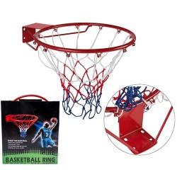 Кільце баскетбольне PlayGame з сіткою d = 45 cм, код: 88335-WS