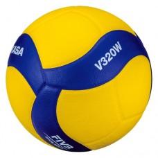 М'яч волейбольний Mikasa FIVB Official Supplier, код: V320W