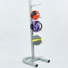 Стійка для Медбол FitGo, код: TA-8218