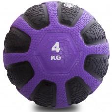 Медбол Zelart Medicine Ball 4 кг, код: FI-0898-4