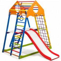 Игровой детский уголок PLAYBABY KindWood Color Plus 2, код: SB-IG26