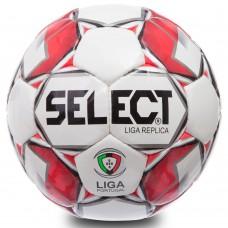 Мяч футбольный Select Liga Replica №5, код: ST-10-5