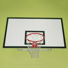 Баскетбольный щит металлический PlayGame 1200х900 мм, код: SS00052-LD