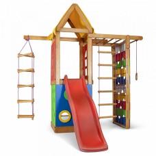 Дитячий ігровий комплекс PLAYBABY Babyland 1865х750х2100 мм, код: Babyland-28