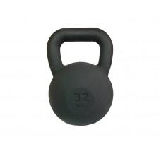 Гиря чавунна CrossGym 32 кг, код: G32-S00