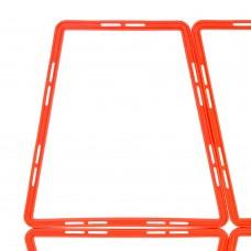 Тренировочная напольная сетка трапециевидная PlayGame Agility Grid 1 шт, код: C-1413