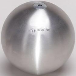 Ядро соревновательное Polanik Stainless 4 кг, код: PK-4/110-S