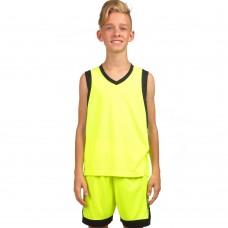 Форма баскетбольна дитяча PlayGame Lingo 4XS-M/120-165 см, код: LD-8017T-S52