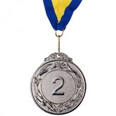 Медаль наградная PlayGame 60 мм, код: 348-2