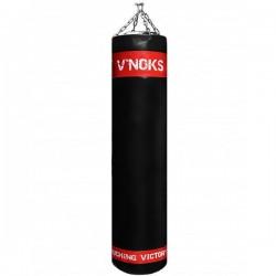 Боксерський мішок V`noks Inizio Black 1200 мм, 40-50 кг, код: RX-60094