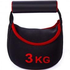 Гиря IronMaster 3 кг, код: IR97857-3