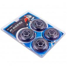 Колеса для роликів Kepai 80 мм 4 шт, код: SK-0800-S52