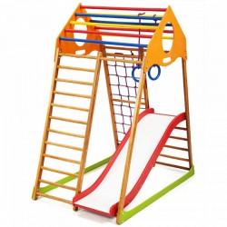 Игровой детский уголок PLAYBABY KindWood Plus 1, код: SB-IG46