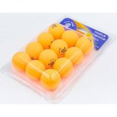 Мячи для настольного тенниса Giant Dragon 12 шт, код: MT-6558-OR