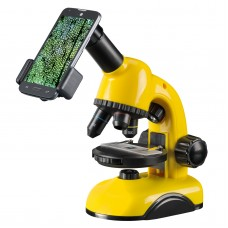 Мікроскоп National Geographic Biolux 40x-800x (з адаптером для смартфона), код: 927789-SVA