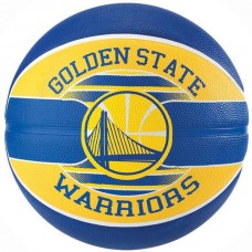 Мяч баскетбольный Spalding NBA Team GS Warriors Size 7, код: NBA_TGSW_7