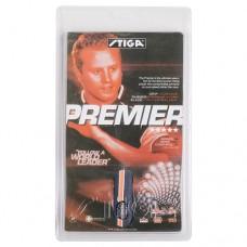 Ракетка для настільного тенісу Stiga Premier Replika, код: STP-15