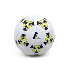 Мяч футбольный резиновый PlayGame, код: S014