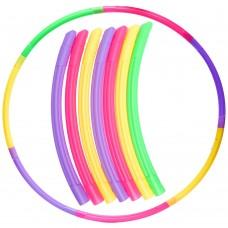 Обруч складной FitGo Hula Hoop 710 мм, код: FI-337