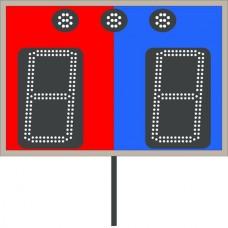 Табло для единоборств LedPlay (570х410), код: BS2503