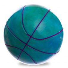 М'яч гумовий баскетбольний PlayGame Legend 220 мм, код: BA-1910