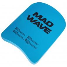 Дошка для плавання дитяча MadWave 275x210x30 мм, код: M072005-S52