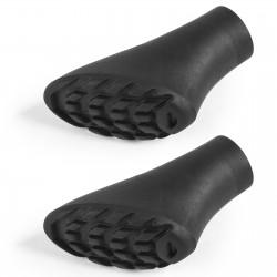 Насадки ковпачки Vipole Race Nordic Walking Rubber Shoe (R1964), код: 928660-SVA