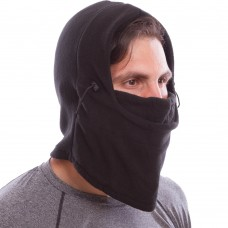 Балаклава, шапка, шарф 3в1 Tactical черный, код: MS-5625