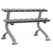 Стійка для гантелей Impulse Dumbbell Rack 8 пар, код: IT7012/8