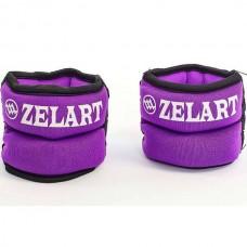 Утяжелители Zelart 2х0,75 кг, код: FI-6221-1_5