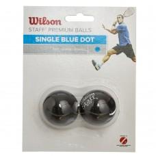 Мяч для сквоша Wilson 2 шт., код: WRT617500-S52