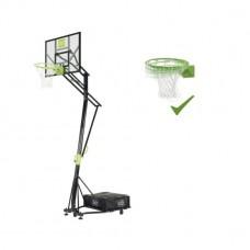 Стійка баскетбольна Exit Galaxy зелений / чорний, код: 46.05.11.00-S