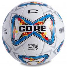 Мяч футбольный Core Premier №5, код: CR-048