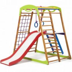 Игровой детский уголок PLAYBABY BabyWood Plus 2, код: SB-IG32