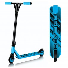 Самокат SportVida Ravage Black/Blue, код: SV-WO0007