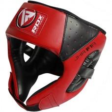 Боксерский шлем RDX Red, код: RX-10511