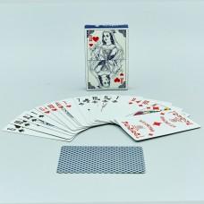 Игральные карты PlayGame с ламинированным покрытием, код: 9817-S52